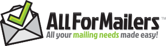 All For Mailers Inc. Logo
