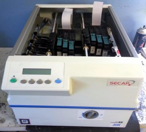 Secap 30k - Bryce 30K Address Printer Print Heads