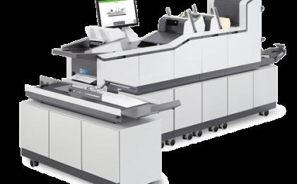 Formax 7202 Series Folder Inserter with Conveyor